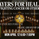 Eucharist Adoration and Healing Service