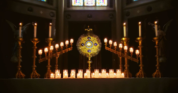 Exposition and Adoration of the Blessed Sacrament
