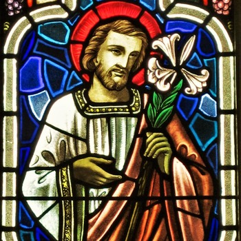 St. Joseph, husband of Mary