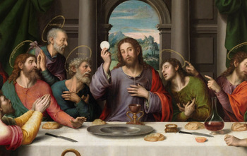 Evening Mass of the Lord's Supper
