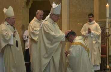 The Bishops of the Diocese of Duluth & A Warm Welcome, Bishop Daniel Felton!