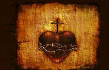 On the Feast of the Most Sacred Heart of Jesus