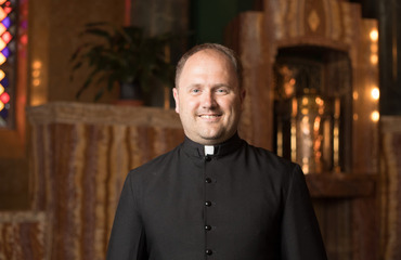 To Welcome Deacon Trevor Peterson
