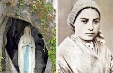 On the Feast of Our Lady of Lourdes: A Reflection from Archbishop Fulton. J. Sheen