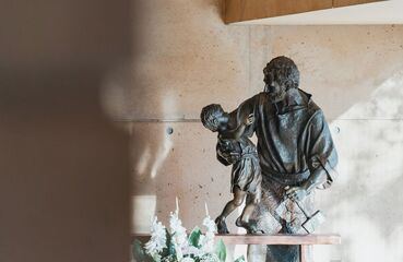 May 1: On the Feast of St. Joseph the Worker