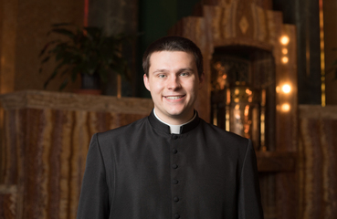 To Welcome Our Seminarian: Jacob Toma