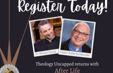 Updated Venue for Theology Uncapped