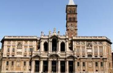 On the Feast of the Dedication of St. Mary Major Basilica