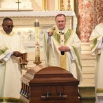 Archdiocese announces new funeral policy