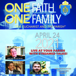 Parishes hosting this year's family conference