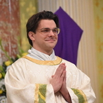 Deacon Crow: 'I cannot wait to be a priest'
