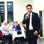 Knights of Columbus, St. Columba Parish once again host popular dinner to support seminarians