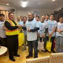 Area parishes help provide Christmas bags to seafarers