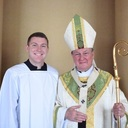 Three seminarians receive ministry of lector