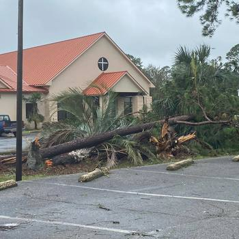 Parishes, ministries assessing damage