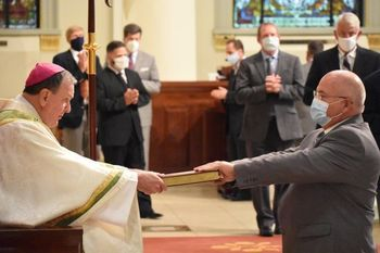 Journey toward ordained ministry