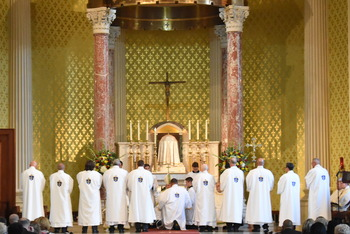 Year of Inquiry for permanent diaconate to begin in January
