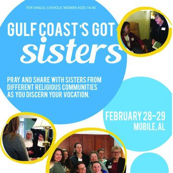 'Gulf Coast's Got Sisters' provides single women glimpse of religious life