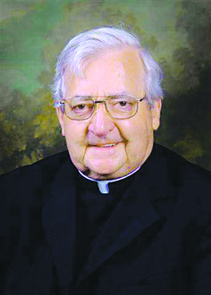 Msgr. Cunningham remembered for humor, dedication
