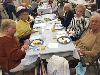 Local SVdP conferences helping neighbors in need