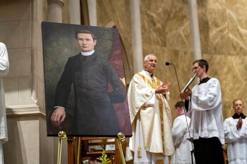 Fr. Coyle's memory lives on throughout Alabama, Ireland 100 years after he was killed