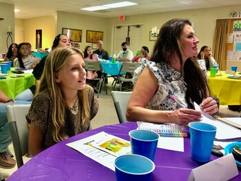 Parish comes together for Family Catechesis