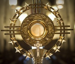 Exposition & Adoration of the Blessed Sacrament