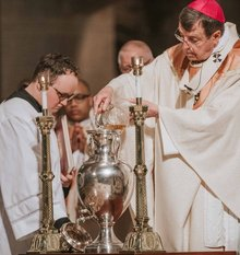Mass of the Chrism