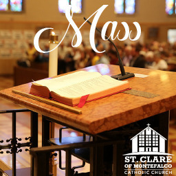 NO School Mass (Virtual)