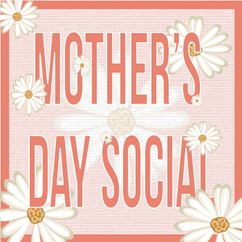 Mother's Day Donut Social