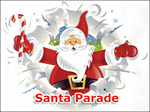 Grosse Pointe Santa Parade