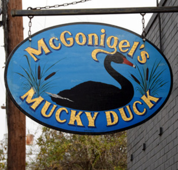 Annual G&S Night at the Mucky Duck