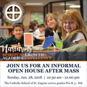 Parish and School Family Open House