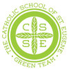 St. Eugene Green Team Logo
