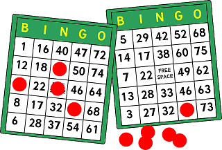 Virtual BINGO Event