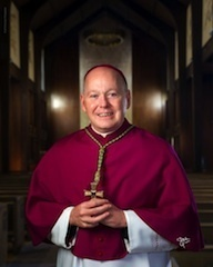 Bishop Brendan Cahill