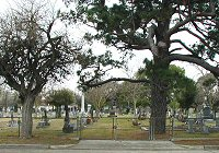 Catholic Cemetery #2, Victoria, Texas