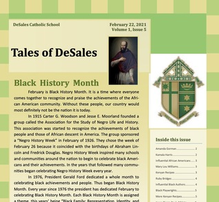 February Tales of DeSales