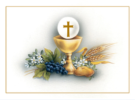 10 First Communions Masses. Week days ONLY (Mon-Fri) 6 pm. Starting Monday, June 15th