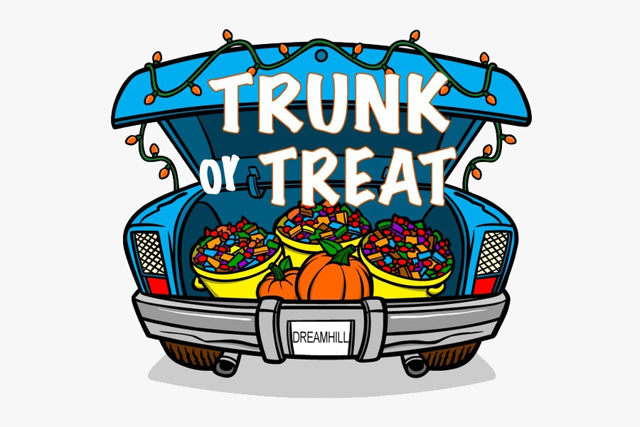 Hallowwen Party and Trunk & Treat