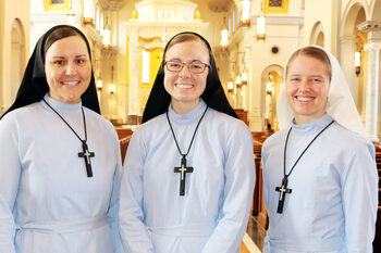 Religious Sisters of Mercy fill important diocesan positions