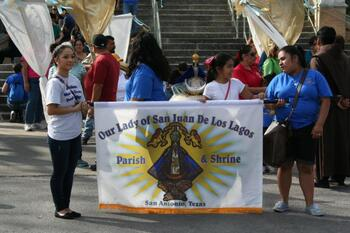 Our Lady of San Juan Celebration