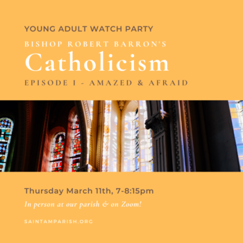 Young Adult Catholicism Series