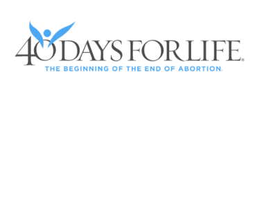 40 Days For Life - Mobile Campaign - Sept 22 - Oct 31