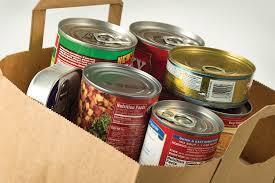 Monthly St. Camillus Food Pantry Collection