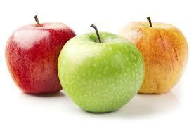 SOME - Fruit of the month Apples