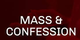 Confession & Mass Every Wednesday
