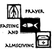 Tuesday Lenten Series: Traditional Lenten Practices of Prayer, Fasting and Almsgiving (Fr. Hughes)