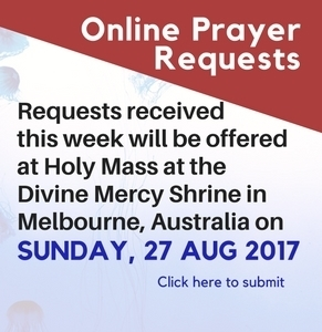 Online Prayer Request Submit