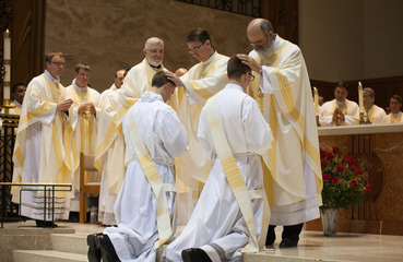 New Ordained